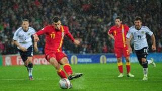 Cymru v Yr Alban Hydref 2012