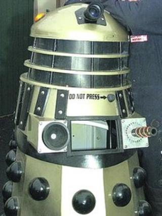 Dalek Aldbourne