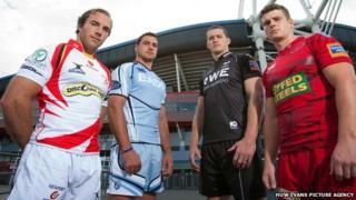 Millennium Derby launch