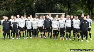 The Welsh learning disability squad