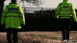 Suffolk police officers