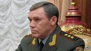 Gen Valery Gerasimov