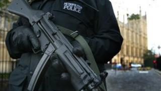 Met Police firearms officer