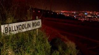 Ballycolin Road