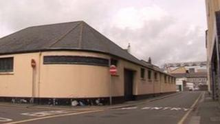 Ann Street Brewery site