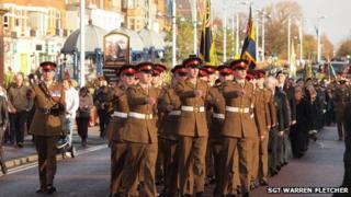 2nd Battalion The Duke of Lancaster