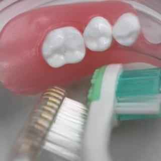 Tooth brushes and dental work