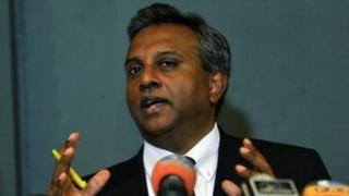 Salil Shetty, Secretary General of Amnesty International