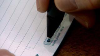 Smart recording pen