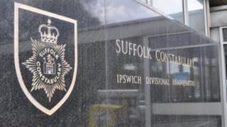 Ipswich police station