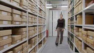 Hull's World War II archive