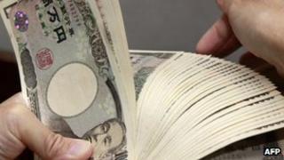 Yen notes
