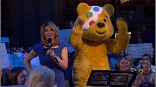 Kaye and Pudsey