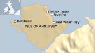 Dulas map