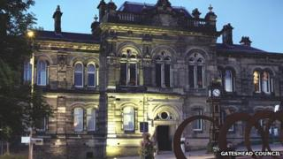 Gateshead Town Hall
