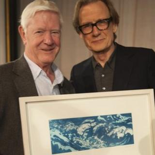 Leslie Woodhead and Bill Nighy
