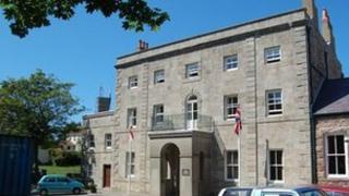 Alderney Island Hall
