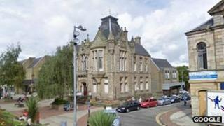 Falkirk registration office