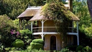 Swiss Garden, Old Warden Park