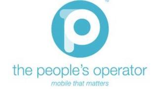 The People's Operator logo