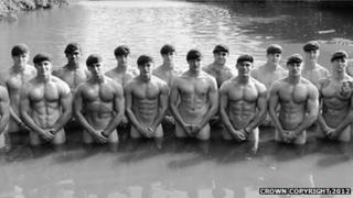 40 Commando marines