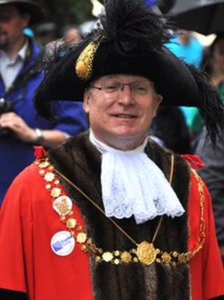 Councillor Peter Main