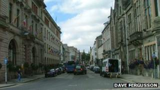 Perth High Street
