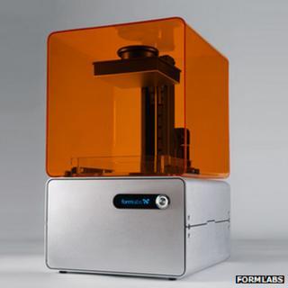 Form 1 printer