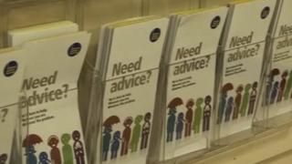 CAB advice leaflets