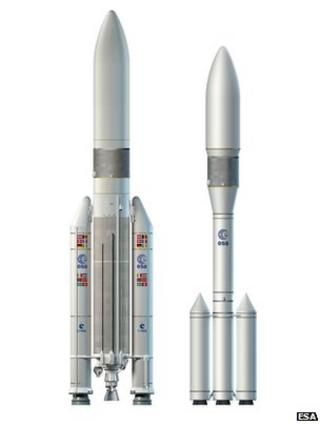 Ariane 5ME and 6