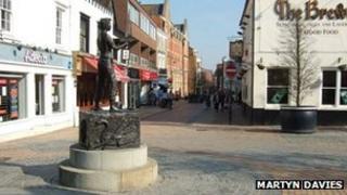 Maidenhead High Street COPYRIGHT: Martyn Davies