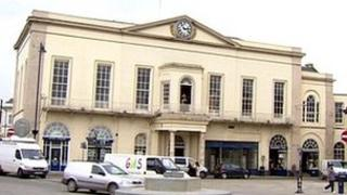Boston Assembly Rooms