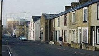 Houses in Burnley