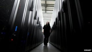 Glasgow data centre