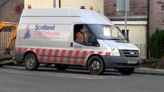 Scotia Gas Networks van