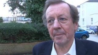 Bristol Mayor, George Ferguson