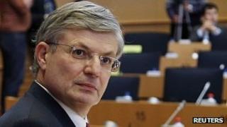 Tonio Borg in European Parliament, 21 Nov 12