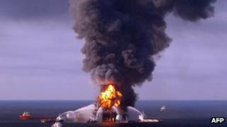 Gulf of Mexico disaster