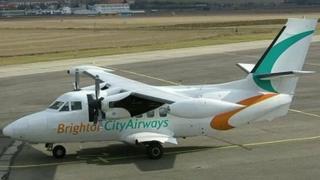 Let-410 aircraft