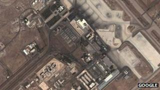 Damascus Airport