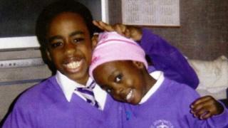 Antoine and Keniece Ogunkoya