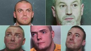 Cocaine gang