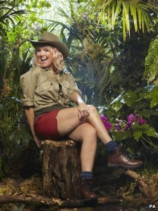 Charlie Brooks has won 'I'm a celebrity get me out of here ...