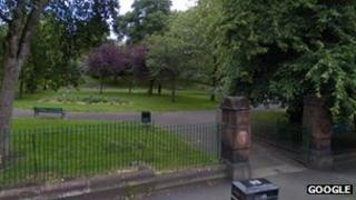 Dowanhiil Park in Glasgow