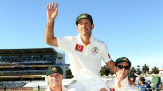 Ricky Ponting retires from cricket