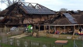 Toad Hall Nursery fire