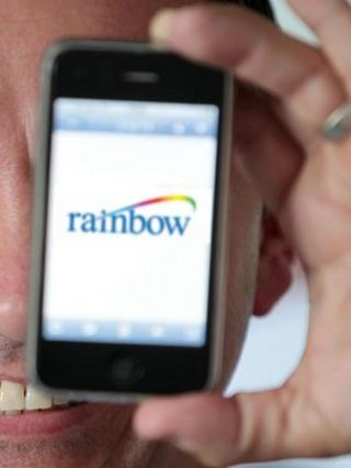Rainbow Communications is now setting up in Scotland