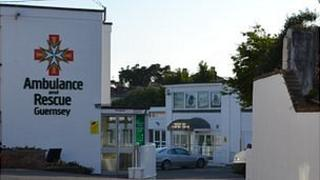 Guernsey Ambulance and Rescue Service