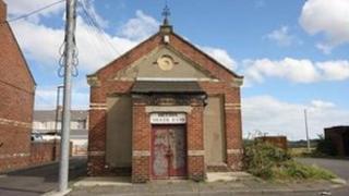 The original Hetton Silver Band Hall
