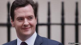 George Osborne leaving No 11